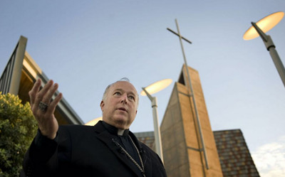 BISHOP MCELROY'S HOPEFUL VISION FOR A CHURCH TRANSFORMED