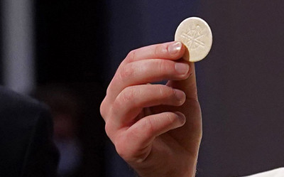 PRIESTS SHOULD THINK TWICE BEFORE DENYING COMMUNION TO CATHOLICS IN SAME-SEX UNIONS